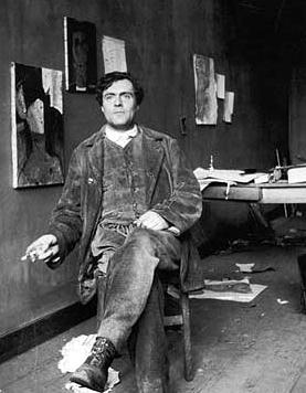 Amadeo Modigliani, Livorno, 1884 - París, 1920