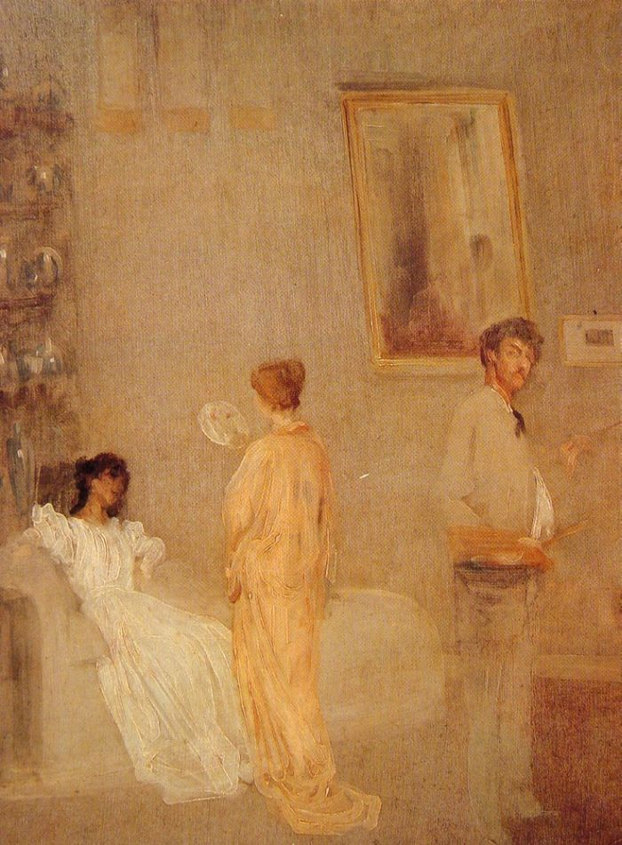 James_Abbott_McNeill_Whistler_-_Whistler_in_his_studio