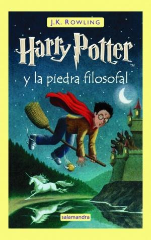 Harry Potter y la piedra filosofal, Ediciones Salamandra, 2000